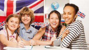 inglese per ragazzi